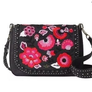 Kate Spade Embroidered purse